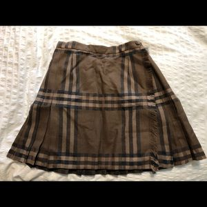 Vintage Women's Kilt